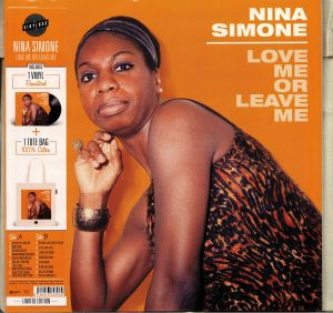 SIMONE, Nina - Love Me Or Leave Me (mono) (reissue)