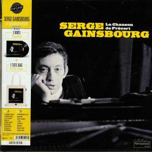 GAINSBOURG, Serge - La Chanson De Prevert (reissue)