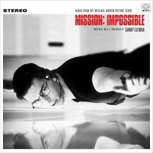 ELFMAN, Danny - Mission: Impossible (Soundtrack)