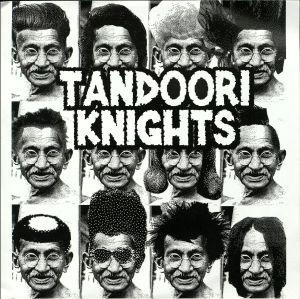 TANDOORI KNIGHTS - Temple Of Boom