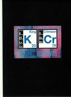 KING CRIMSON - The Elements: 2019 Tour Box