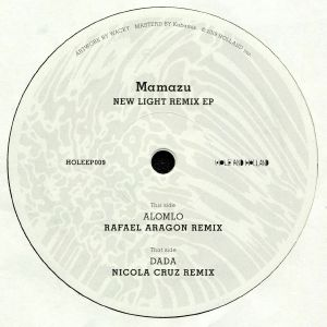 MAMAZU - New Light Remix EP