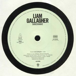 GALLAGHER, Liam - Shockwave