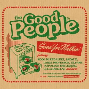 GOOD PEOPLE - Good For Nuthin + The Summer EP