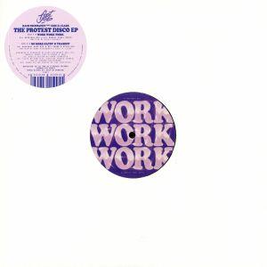 NIESWANDT, Hans feat ERIC D CLARK - The Protest Disco EP
