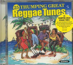 Various 25 Thumping Great Reggae Tunes Vinyl At Juno Records