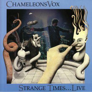 CHAMELEONSVOX - Strange Times: Live