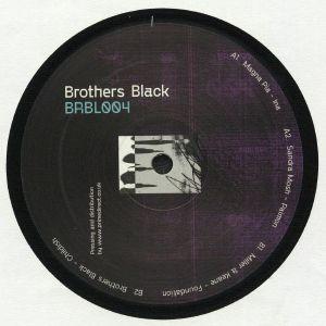 MAGNA PIA/SANDRA MOSH/MILLER & KEANE/BROTHERS BLACK - BRBL 004