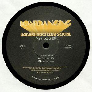 VAGABUNDO CLUB SOCIAL - Pambele EP