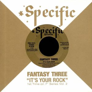 FANTASY THREE - It's Your Rock