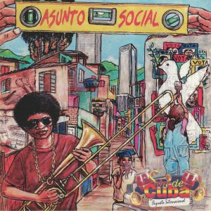 ORQUESTA SON DE CUBA - Asunto Social