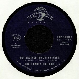 FAMILY DAPTONE, The/THE 100 KNIGHTS ORCHESTRA - Hey Brother (Do Unto Others)