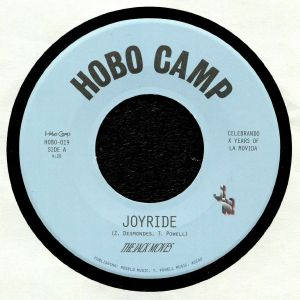 JACK MOVES, The - Joyride