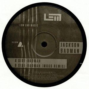 JACKSON - Badman