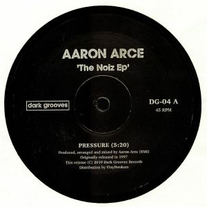 ARCE, Aaron - The Noiz EP