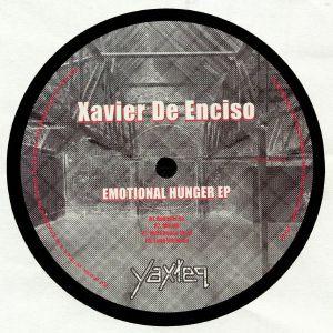 DE ENCISO, Xavier - Emotional Hunger EP
