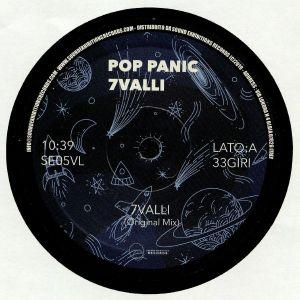 POP PANIC - 7valli