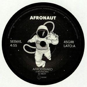 DJ MOY - Afronaut