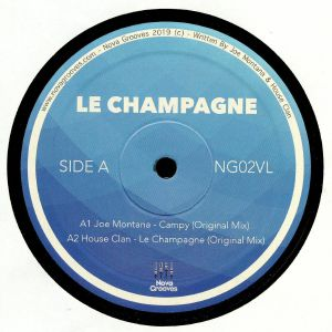 MONTANA, Joe/HOUSE CLAN/HORN OF PLENTY - Le Champagne