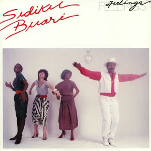 BUARI, Sidiku/SIDIKU BUARI AND HIS JAM BUSTERS - Feelings/Sidiku Buari & His Jam Busters