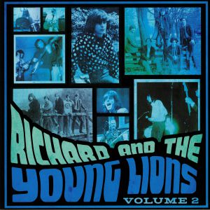 RICHARD & THE YOUNG LIONS - Volume 2