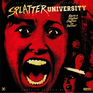 BURKE, Chris - Splatter University (Soundtrack)