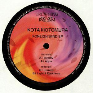 MOTOMURA, Kota - Foreign Wind EP