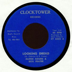 ADAMS, Glenn/RICK FRATER - Looking Dread