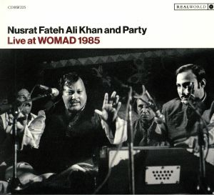 KHAN, Nusrat Fateh Ali - Live At WOMAD 1985