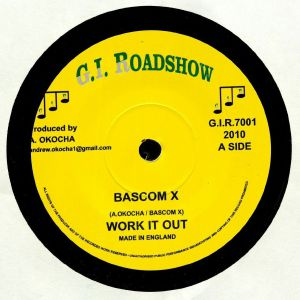 BASCOM X/MAFIA & FLUXY - Work It Out