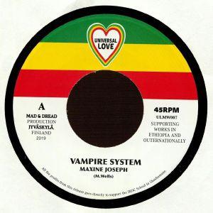 JOSEPH, Maxine - Vampire System