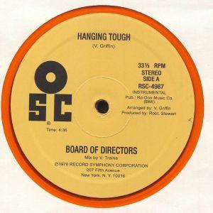 BOARD OF DIRECTORS - Hanging Tough