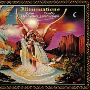SANTANA, Carlos/ALICE COLTRANE - Illuminations (reissue)