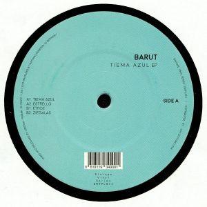 BARUT - Tiema Azul EP