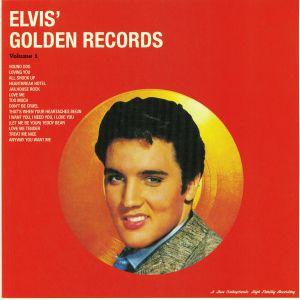 PRESLEY, Elvis - Elvis' Golden Records Volume 1