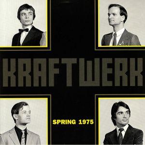 KRAFTWERK - Spring 1975