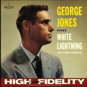 JONES, George - Sings White Lightning & Other Favorites