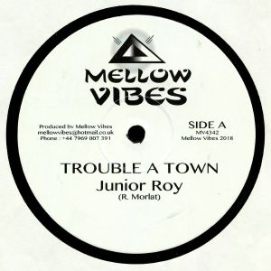 JUNIOR ROY/MURRAY MAN - Trouble A Town