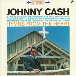 CASH, Johnny - Hymns From The Heart