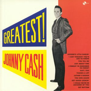 CASH, Johnny - The Greatest