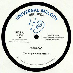 GAD, Pablo - The Prophet Bob Marley