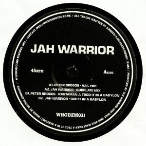 BROGGS, Peter/JAH WARRIOR - WHODEM 031