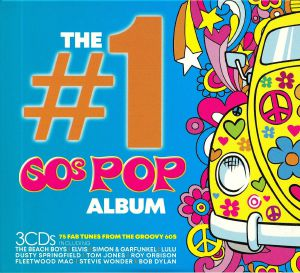 VARIOUS - The #1 60s Pop Album