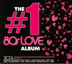 VARIOUS - The #1 80s Love Album