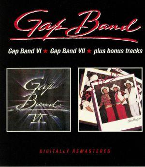 GAP BAND - Gap Band VI/Gap Band VII