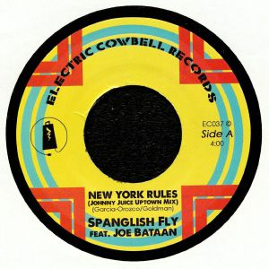 SPANGLISH FLY feat JOE BATAAN - New York Rules