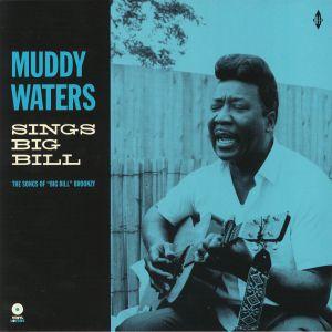 WATERS, Muddy - Sings Big Bill