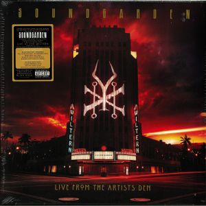 SOUNDGARDEN - Live From The Artists Den (Deluxe Edition)