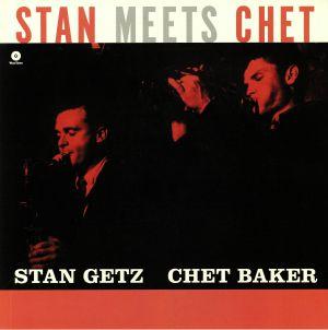 GETZ, Stan/CHET BAKER - Stan Meets Chet