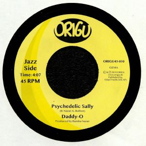 DADDY O - Psychedelic Sally
